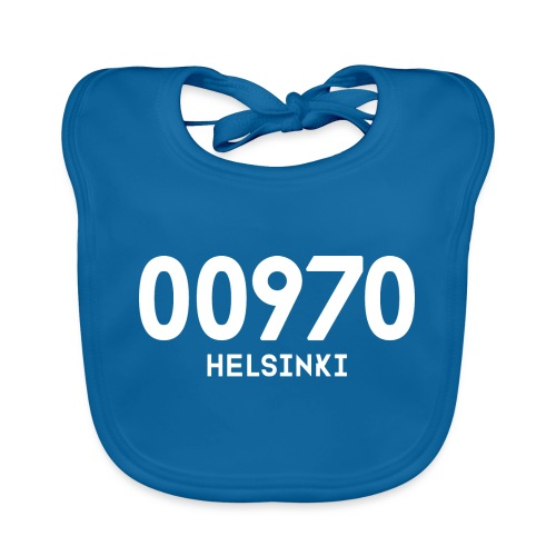 00970 HELSINKI - Vauvan ruokalappu