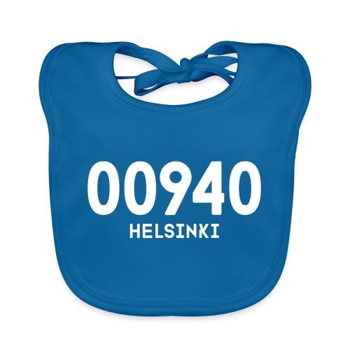 00940 HELSINKI - Vauvan ruokalappu