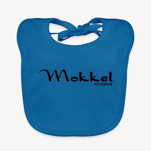 mokkel - Bio-slabbetje voor baby's