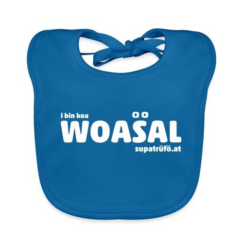 supatrüfö WOASAL - Baby Bio-Lätzchen