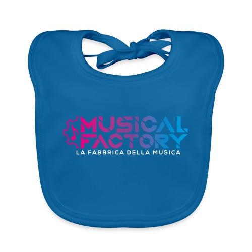 Musical Factory Sign - Bavaglino ecologico per neonato