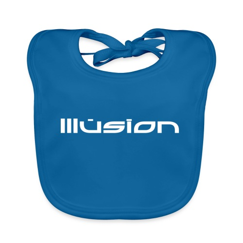 illusion ~ Name - Bio-slabbetje voor baby's