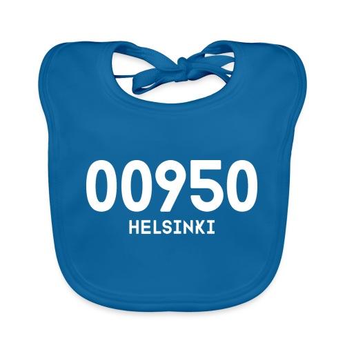 00950 HELSINKI - Vauvan ruokalappu