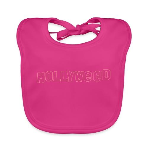 Hollyweed shirt - Bavoir bio Bébé