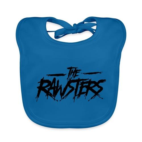 The Rawsters Logo - Bavoir bio Bébé