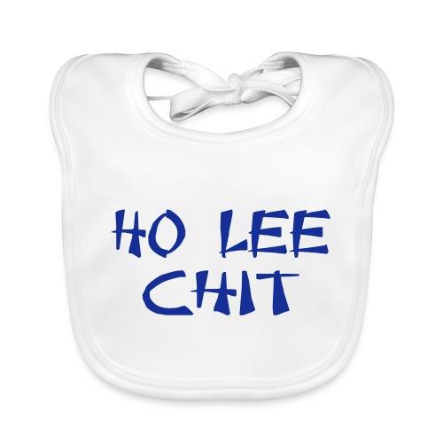 hoo lee chit - Ekologisk babyhaklapp