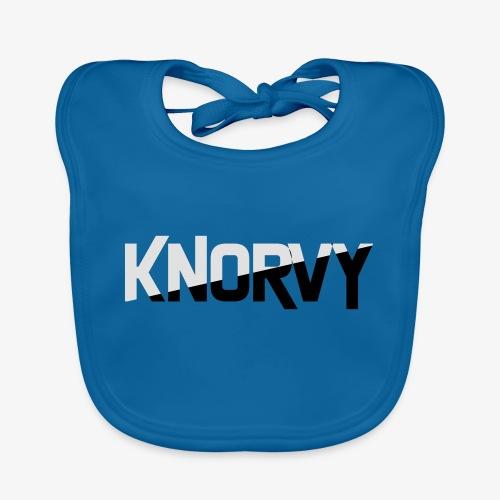KNORVY - Bio-slabbetje voor baby's