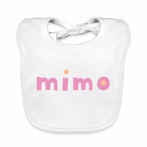 mimo - Baby Bio-Lätzchen