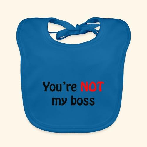 boss - Baby Bio-Lätzchen