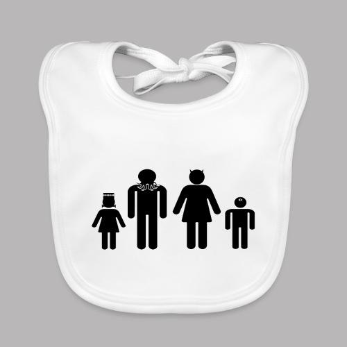 Freaky Family - Organic Baby Bibs