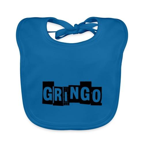 Cartel Gangster pablo gringo mexico tshirt - Baby Organic Bib