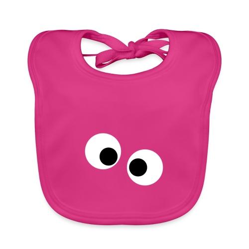 silly eyes - Bio-slabbetje voor baby's