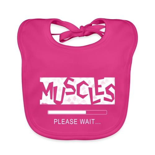 Muscles - Vauvan ruokalappu