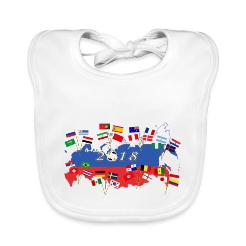 Nationen der WM - Baby Bio-Lätzchen
