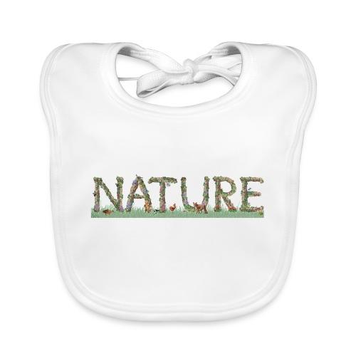 Natur - Baby Bio-Lätzchen