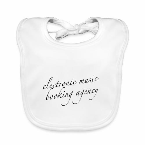 JE ... DEMAIN electronic music booking agency - Bavoir bio Bébé