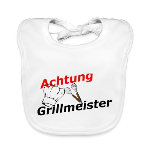 Grillmeister - Baby Bio-Lätzchen
