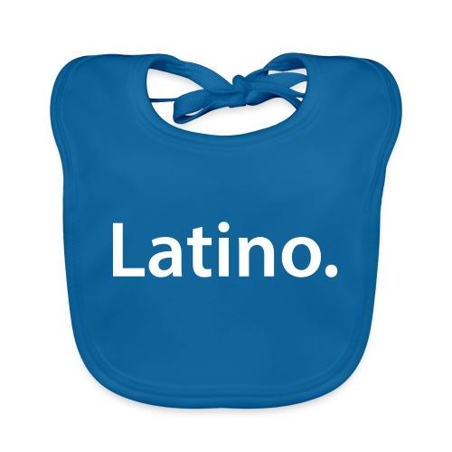 Latino 2 - Babero ecológico bebé