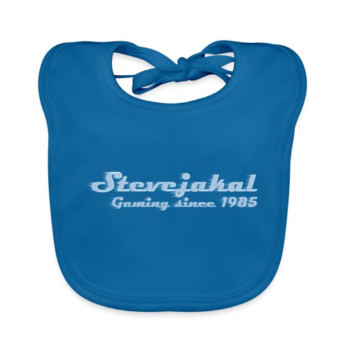 Stevejakal Merchandise - Baby Bio-Lätzchen