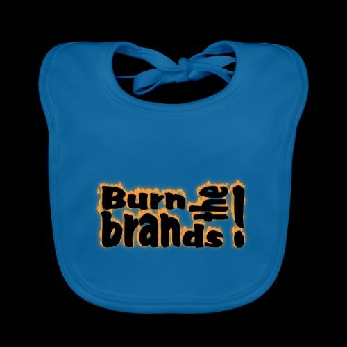 brandsburning - Baby Bio-Lätzchen