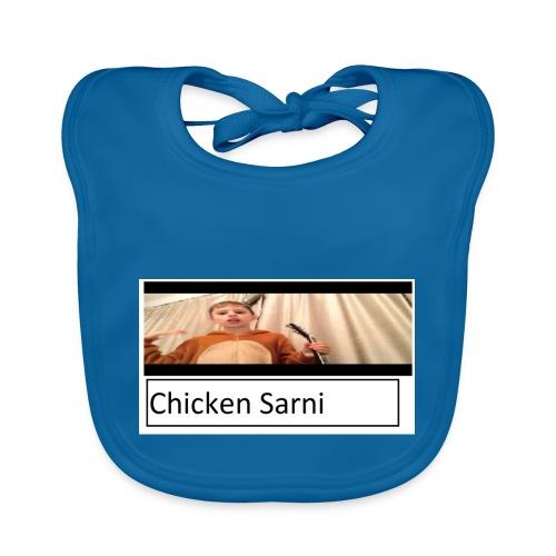 chicken sarni - Organic Baby Bibs