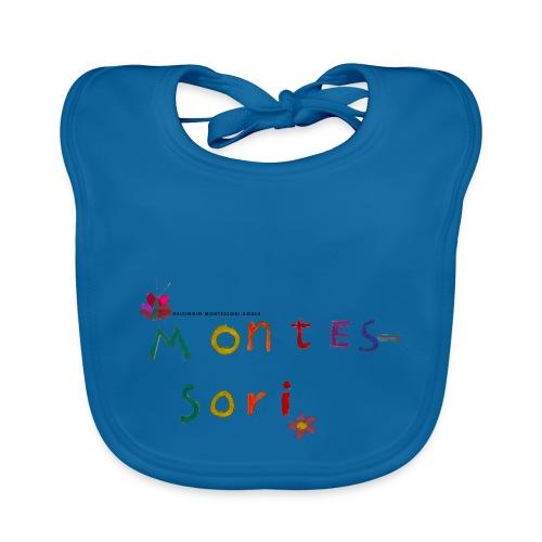 Happy Montessori - Vauvan luomuruokalappu