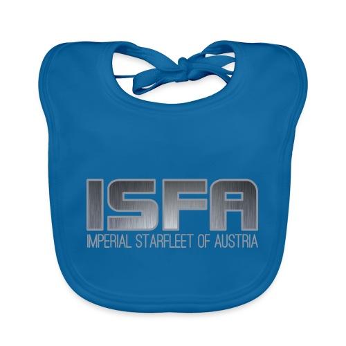 ISFA Logo Abzeichen3 - Baby Bio-Lätzchen