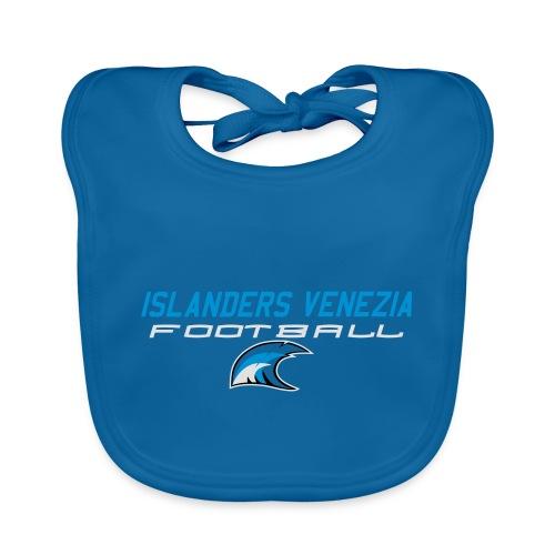 islanders football new logo - Bavaglino ecologico per neonato