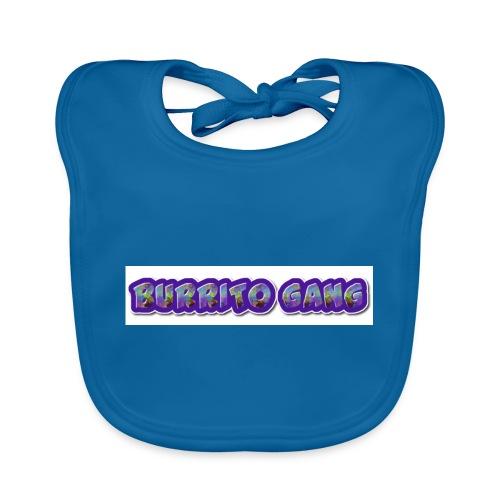 BURRITO GANG MALLISO - Vauvan luomuruokalappu