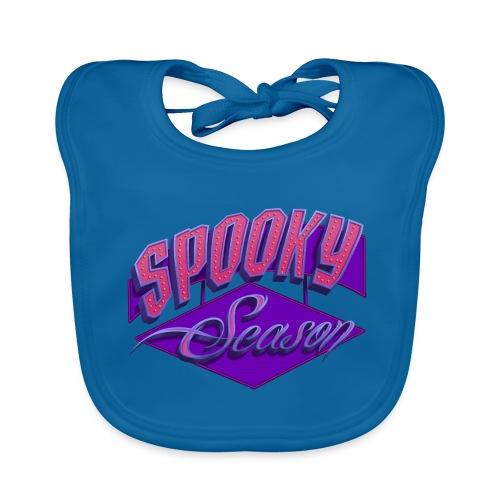 Spooky Season - Baby Bio-Lätzchen