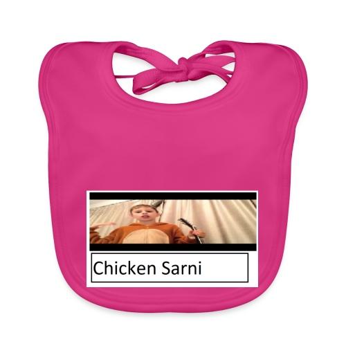 chicken sarni - Baby Organic Bib