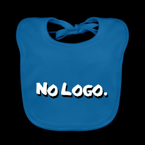 no logo - Baby Bio-Lätzchen