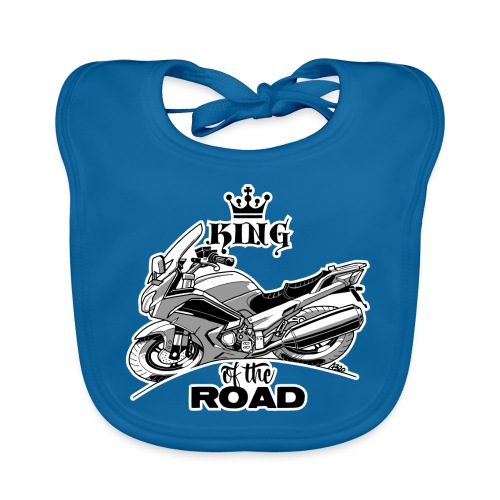 0883 FJR KING of the ROAD - Bio-slabbetje voor baby's