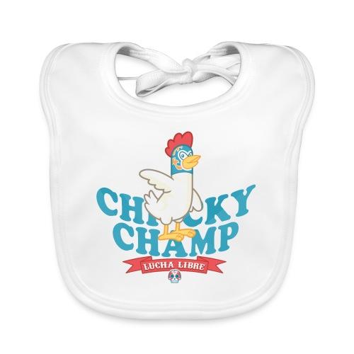 Chicky Champ - Bavaglino ecologico per neonato