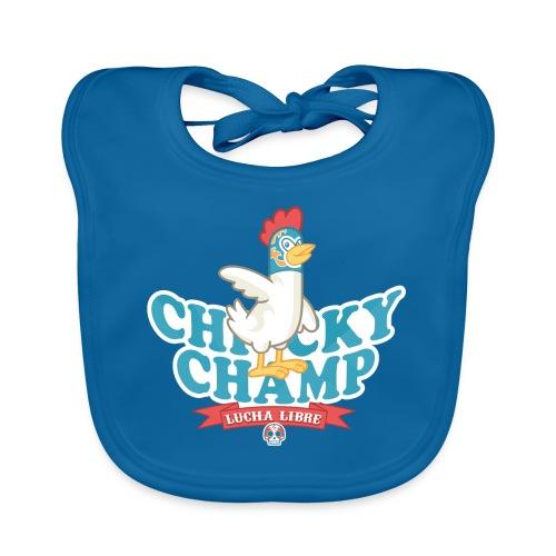 Chicky Champ - Baby Bio-Lätzchen
