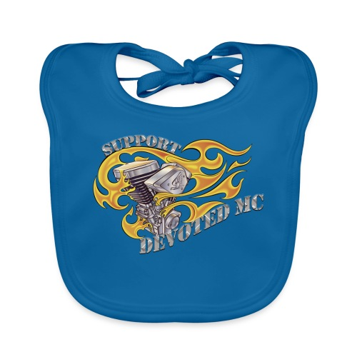 T-Shirt DEVOTEDMC SUPPORTSHOP10005 - Økologisk babysmekke