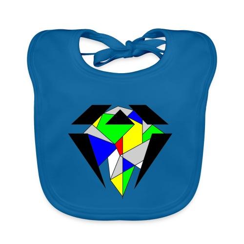 J.O.B. Diamant Colour - Baby Bio-Lätzchen