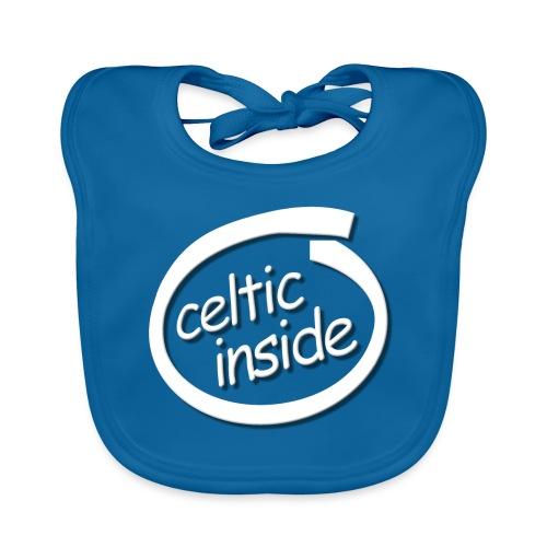 celtic inside - Bavaglino ecologico per neonato