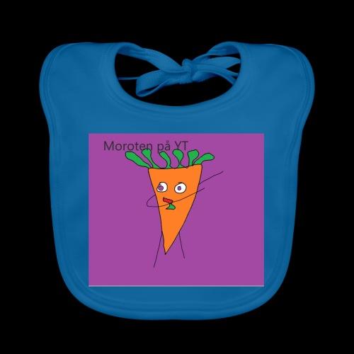 Yt logo - Ekologisk babyhaklapp