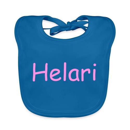 Helari Merch - Vauvan ruokalappu