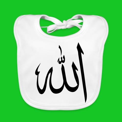 Allah - Bio-slabbetje voor baby's