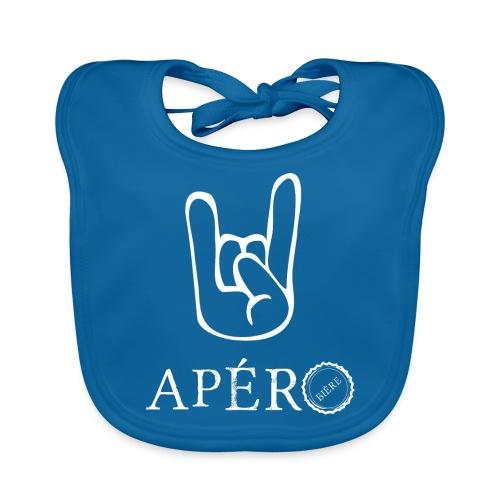 rock and apéro - Bavoir bio Bébé