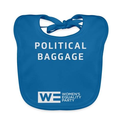 Political Baggage - Baby Organic Bib