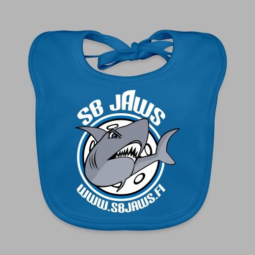 SB JAWS - Vauvan luomuruokalappu