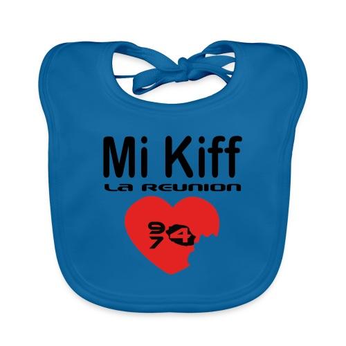 Mi Kiff La Réunion - Bavoir bio Bébé