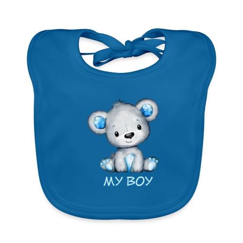 Boy - Baby Bio-Lätzchen