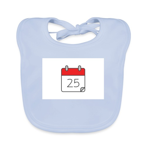 count down - Baby Organic Bib