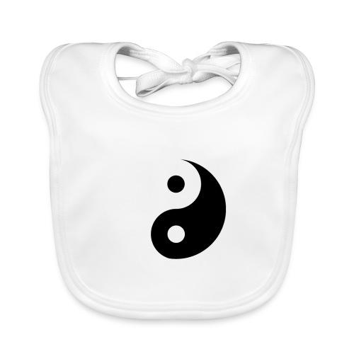 YIN YANG EARTH - Baby Bio-Lätzchen