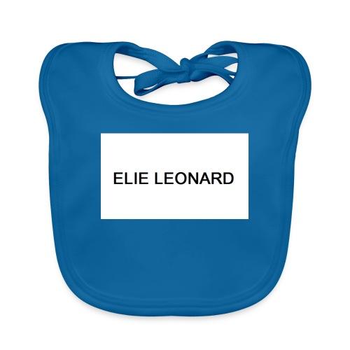 ELIE LEONARD - Bavoir bio Bébé