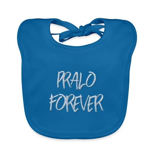 pralo forever bleu - Bavoir bio Bébé